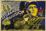 Grande Illusion - 27 x 40 Movie Poster - French Style A