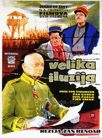 Grande Illusion - 27 x 40 Movie Poster - Foreign - Style A