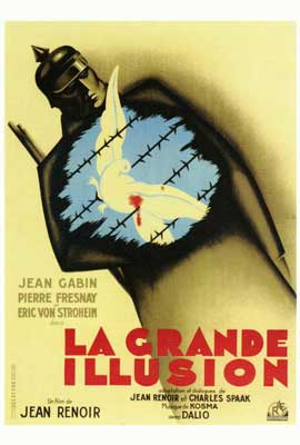 Grande Illusion - 27 x 40 Movie Poster - Foreign - Style C
