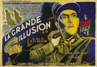 Grande Illusion - 30 x 40 Movie Poster - French Style A