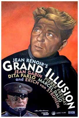 Grande Illusion - 11 x 17 Movie Poster - Style A