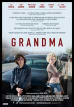 """Grandma"" Movie Poster"