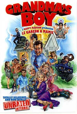 Grandma's Boy - 27 x 40 Movie Poster - Canadian Style A