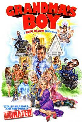 Grandma's Boy - 27 x 40 Movie Poster - Style B