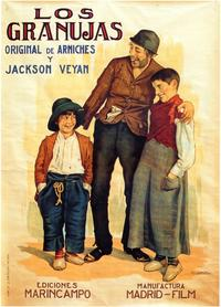 Granujas, Los - 11 x 17 Movie Poster - Spanish Style A