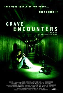 Grave Encounters - 43 x 62 Movie Poster - Bus Shelter Style A