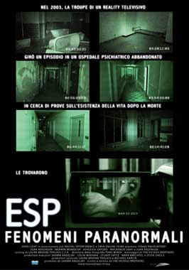 Grave Encounters - 11 x 17 Movie Poster - Italian Style A