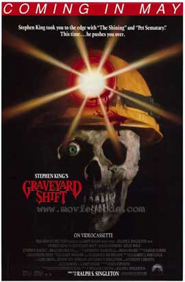 Graveyard Shift - 11 x 17 Movie Poster - Style A