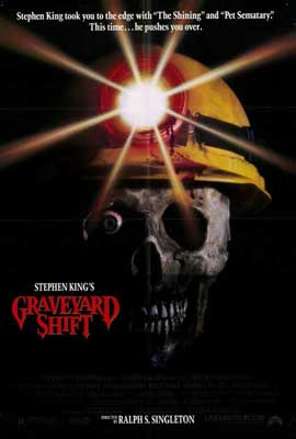 Graveyard Shift - 11 x 17 Movie Poster - Style B