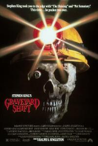 Graveyard Shift - 43 x 62 Movie Poster - Bus Shelter Style A