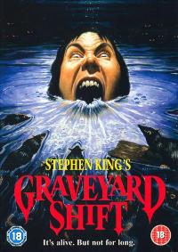 Graveyard Shift - 27 x 40 Movie Poster - UK Style A