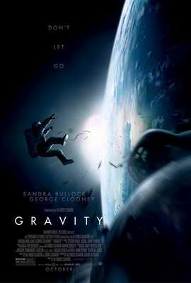 Gravity - 27 x 40 Movie Poster - Style C