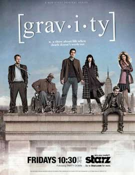 Gravity (TV) - 11 x 17 TV Poster - Style A