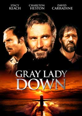 Gray Lady Down - 11 x 17 Movie Poster - Style B