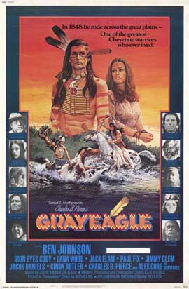 Grayeagle - 11 x 17 Movie Poster - Style A