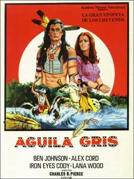 Grayeagle - 11 x 17 Movie Poster - Spanish Style A