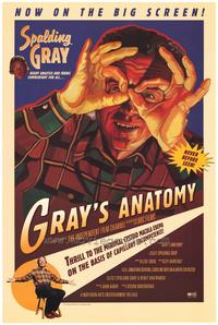 Gray's Anatomy - 43 x 62 Movie Poster - Bus Shelter Style A