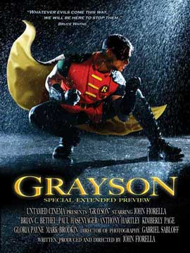 Grayson - 11 x 17 Movie Poster - Style A