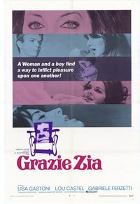 Grazie Zia - 11 x 17 Movie Poster - Style A