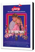 Grease 2 - 27 x 40 Movie Poster - Style B - Museum Wrapped Canvas