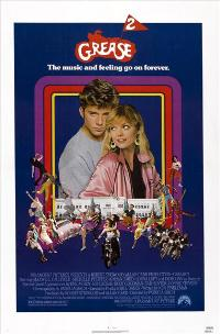 Grease 2 - 43 x 62 Movie Poster - Bus Shelter Style A