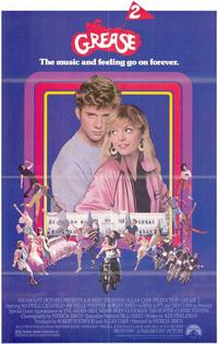 Grease 2 - 11 x 17 Movie Poster - Style A - Museum Wrapped Canvas