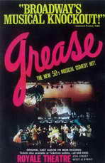 Grease (Broadway) - 11 x 17 Poster - Style B