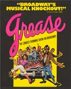Grease (Broadway) - 27 x 40 Poster - Style B