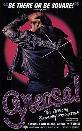 Grease (Broadway) - 27 x 40 Poster - Style A