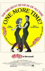 Grease - 11 x 17 Movie Poster - Style F