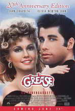Grease - 27 x 40 Movie Poster - Style B