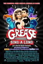 Grease - DS 1 Sheet Movie Poster - Style A