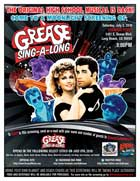 Grease - 43 x 62 Movie Poster - Bus Shelter Style C