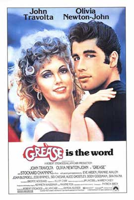 Grease - 27 x 40 Movie Poster - Style A