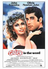 Grease - 43 x 62 Movie Poster - Bus Shelter Style A