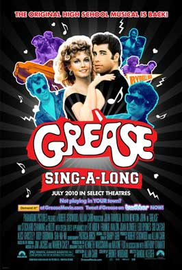 Grease - 11 x 17 Movie Poster - Style E