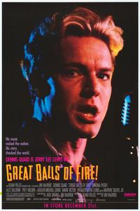 Great Balls of Fire - 27 x 40 Movie Poster - Style D