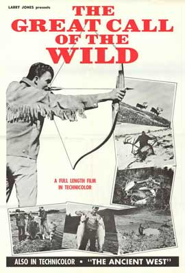 Great Call of the Wild - 11 x 17 Movie Poster - Style A