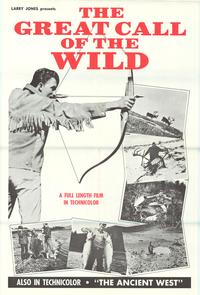Great Call of the Wild - 27 x 40 Movie Poster - Style A