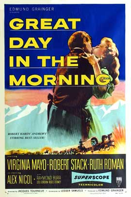 Great Day in the Morning - 11 x 17 Movie Poster - Style A