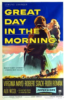 Great Day in the Morning - 27 x 40 Movie Poster - Style A