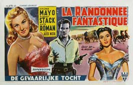 Great Day in the Morning - 27 x 40 Movie Poster - Belgian Style A