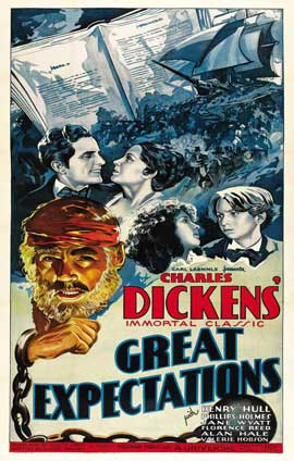 Great Expectations - 11 x 17 Movie Poster - Style A