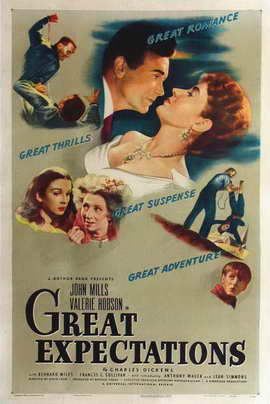 Great Expectations - 27 x 40 Movie Poster - Style A