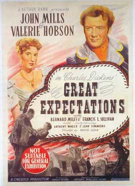 Great Expectations - 11 x 17 Movie Poster - Australian Style A