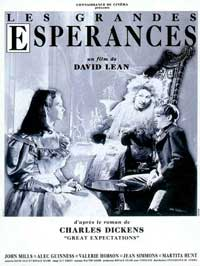 Great Expectations - 11 x 17 Movie Poster - French Style A