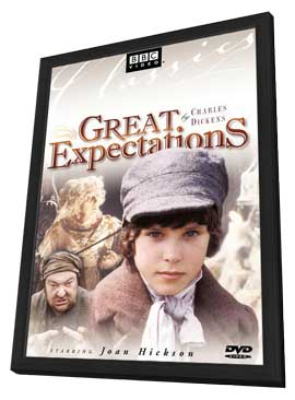 Great Expectations (TV) - 11 x 17 TV Poster - Style A - in Deluxe Wood Frame