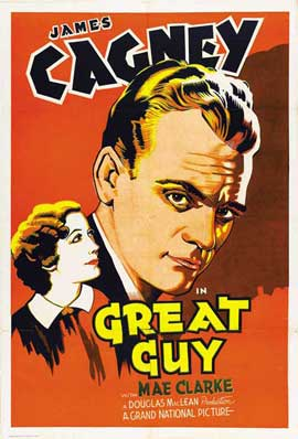Great Guy - 11 x 17 Movie Poster - Style A