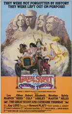 Great Scout & Cathouse Thursday - 11 x 17 Movie Poster - Style A