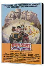Great Scout & Cathouse Thursday - 11 x 17 Movie Poster - Style A - Museum Wrapped Canvas